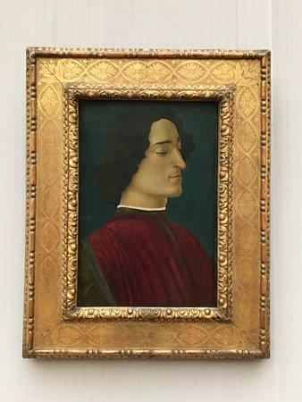 Gemäldegalerie: Botticelli - Giuliano de Medici