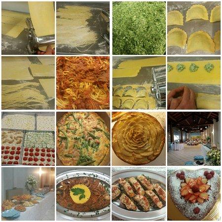 Bresso, Italien: Collage Prodotti Gastronomia 3
