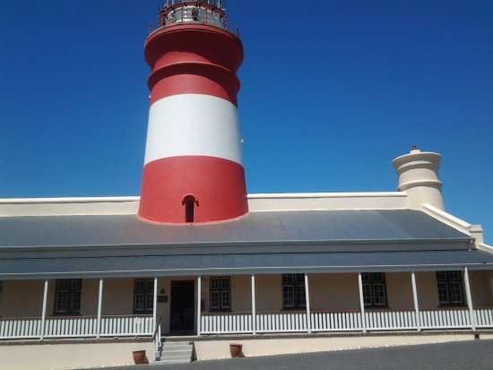 Cape Agulhas, Sudáfrica: Well maintained building