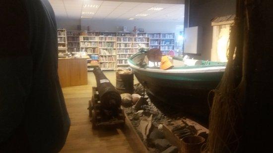 Grundarfjorour, Islandia: The shop