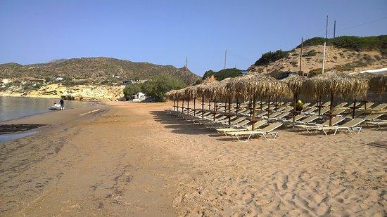 Golden Milos Beach Hotel Provatas