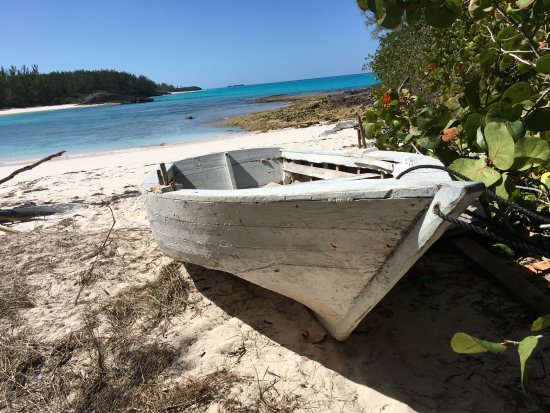 Capt. Kid & Son Charters: Old Antique boat