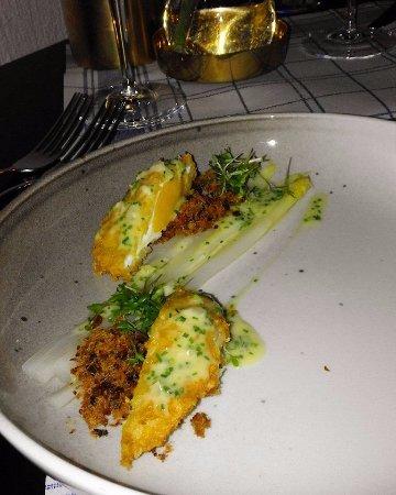Ουμέα, Σουηδία: friterat ägg