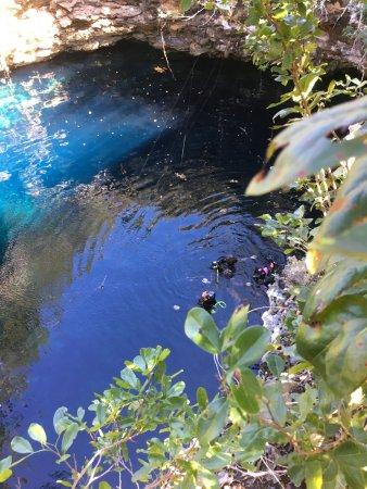 Capt. Kid & Son Charters: Scuba Dive at Blue Hole
