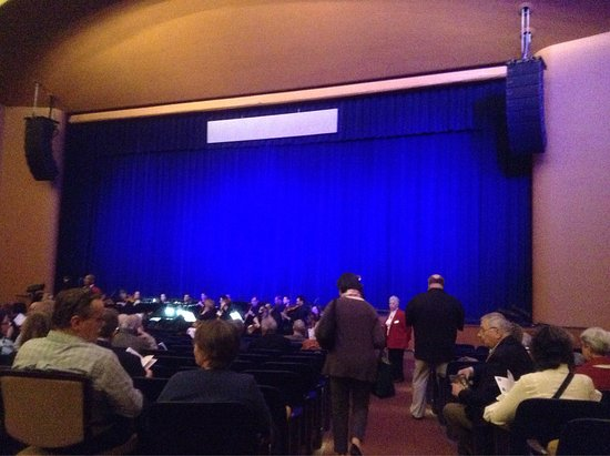 Valokuva: George Washington Lisner Auditorium