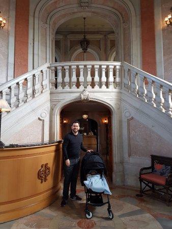 Pestana Palace Lisboa: Recepção