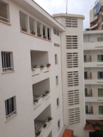 Grand Hotel d'Abidjan: From inside