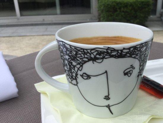 Cucina De Luca Gastronomia: De koffie
