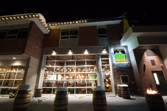 Mountain Tap Brewery is a local favorite in Steamboat Springs.