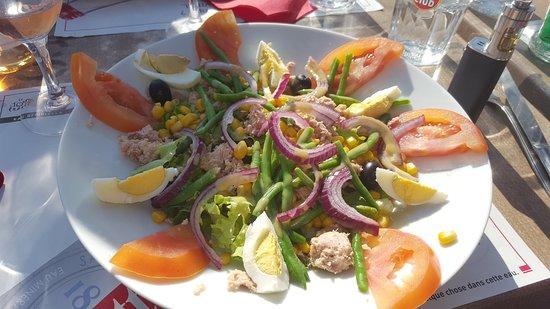 Le Sud: Salade Niçoise