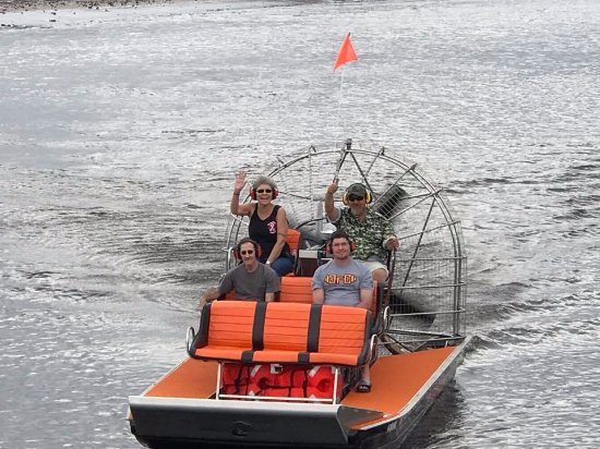 Capt Duke's Airboat Rides: Capt. Duke's Airboat Rides is the premier airboat tour near Orlando, Florida.