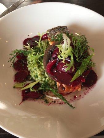 Brasserie Warszawska: Salmon