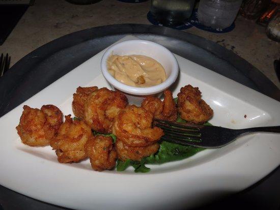 Daiquiri Dick's: Popcorn Shrimp Appetizer