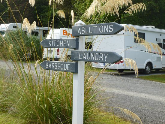 Fox Glacier Lodge: Directions