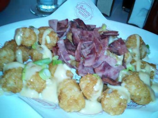 Johnny Rockets - Lotte Shopping Avenue: Potato pots