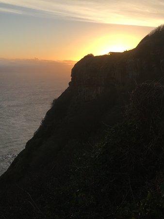 Ravenscar, UK: sunrise