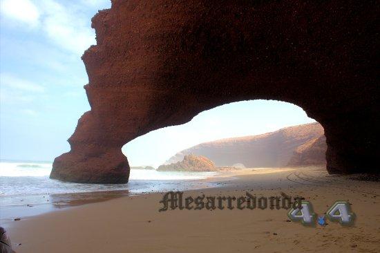 Legzira Beach : Playa de Legcira