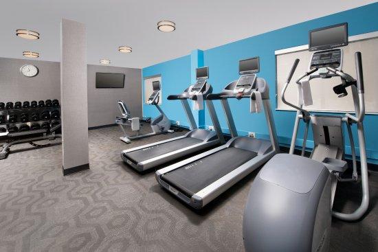 Fairfield Inn & Suites Albany East Greenbush: Fitness center