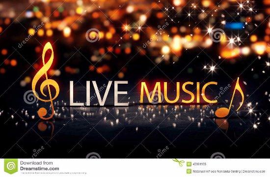 Pegomas, France: Live musique