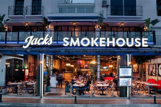 Jacks smokehouse puerto banus restaurant reviews phone - Jacks smokehouse puerto banus ...