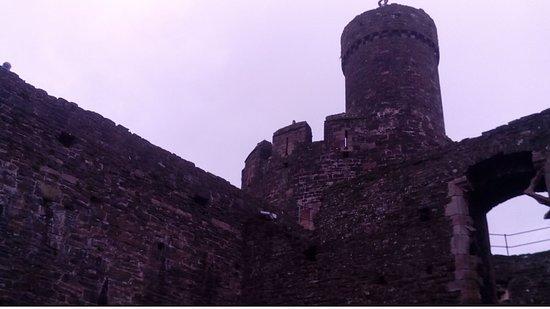 Conwy Castle: Castle