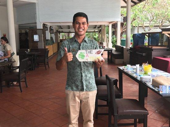 Banana Fan Sea Resort: Activity time!