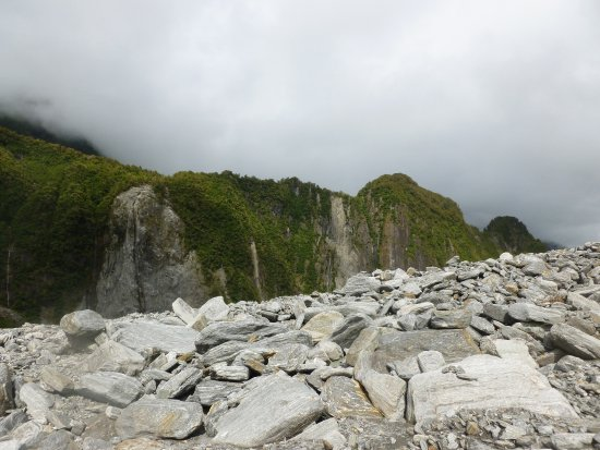 Fox Glacier, Nueva Zelanda: Stunning