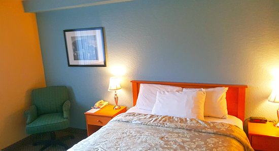 Lynnwood, WA: One Queen Bed