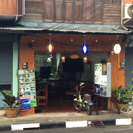 Orchid Restaurant - Guesthouse: Orchid restaurant