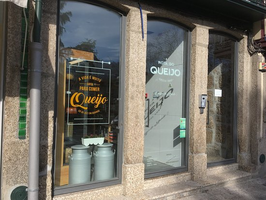 ‪Rota do Queijo Cheese Shop‬