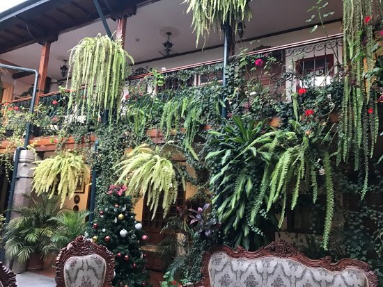 Hotel San Francisco de Quito: lobby