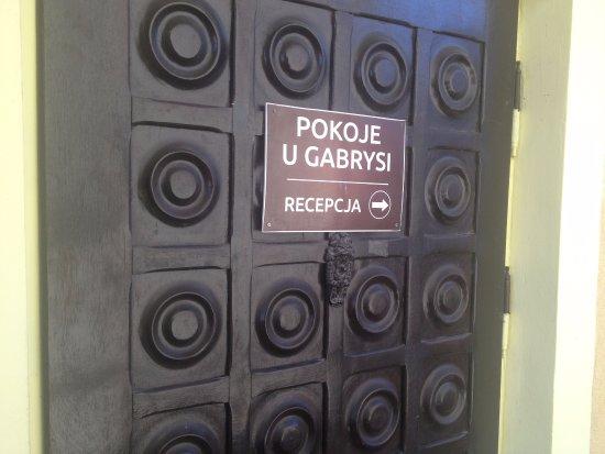 U Gabrysi Guest Rooms