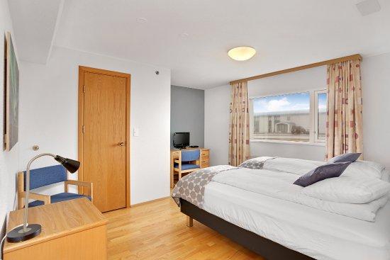 Keflavik, Islandia: Twin Room