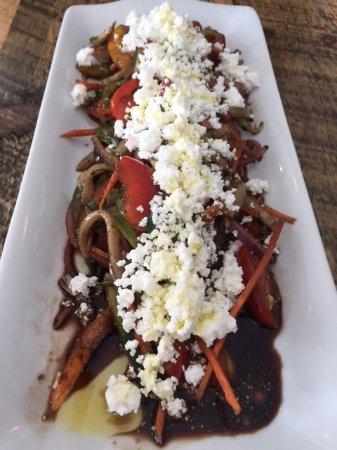 Wellington, Canada: Greek Salad