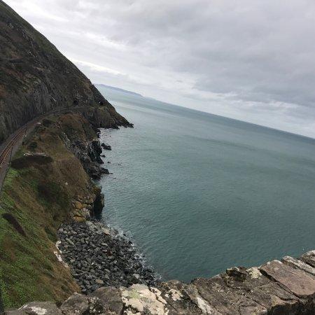 Passeggiata rilassante tra Bray e Greystones, tra mare e montagna