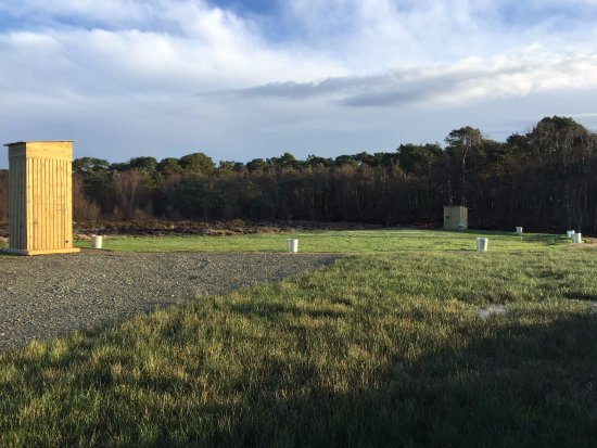Kirkpatrick Fleming, UK: Skeet layout