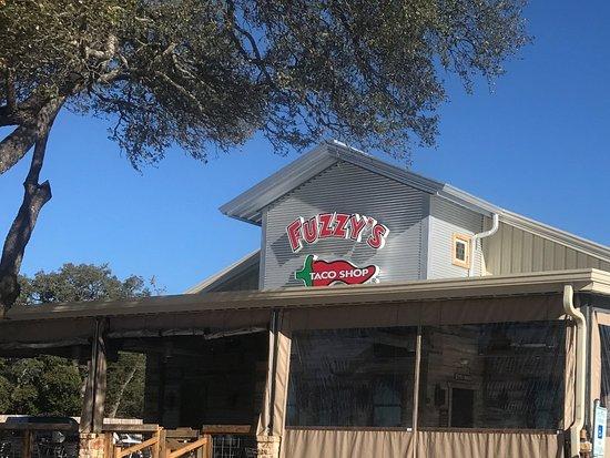Boerne, Τέξας: Fuzzy's Taco Shop