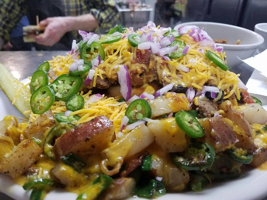 Auburn, CA: Cheesy Potatoes