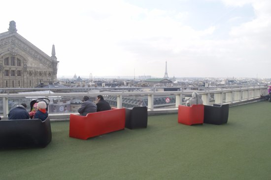 Galeries Lafayette: vista 4