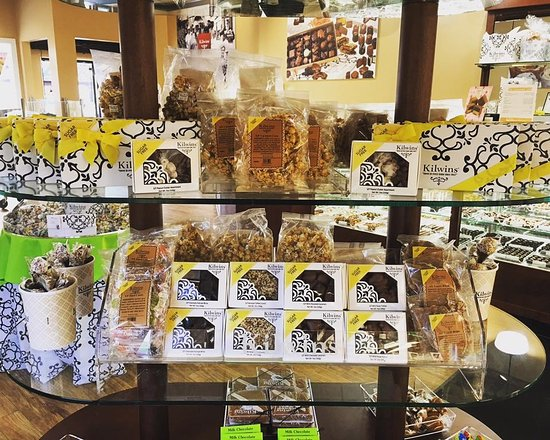 Minocqua, WI: A huge selection of Sugar-Free Candies