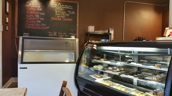 Anthony's Desserts: choices