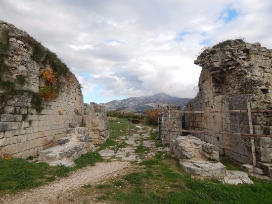 Solin, Croatia: The oldest and largest one. It must have been a monumental gate. Worth a peek.