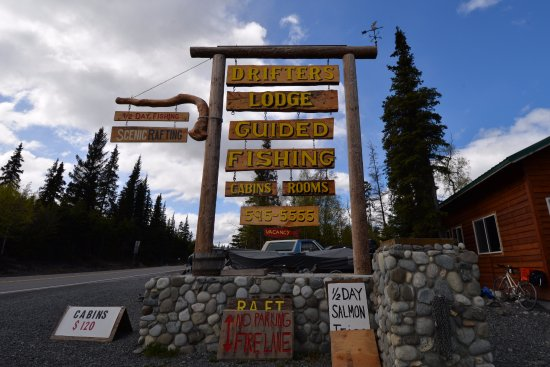Sterling, AK: Drifter's Lodge
