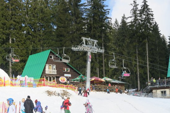 Ski Areal Spicak