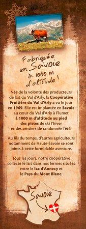 Flumet, Frankrijk: Notre Histoire
