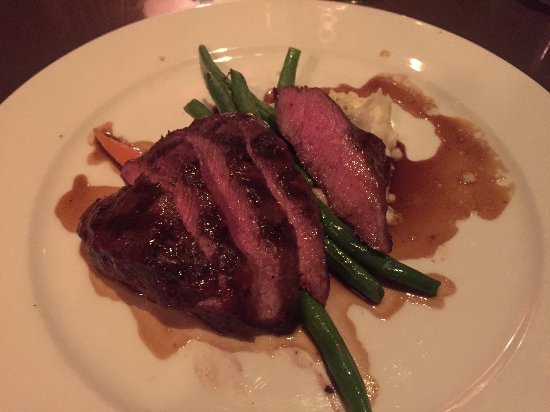 Stanton, CA: Prime Flat Iron Steak - Medium