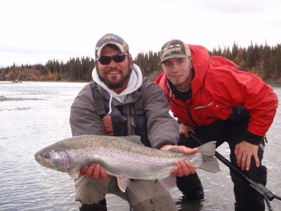 Sterling, AK: Fatty with Matty