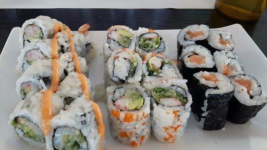 Chatham, Kanada: Sushi Rolls