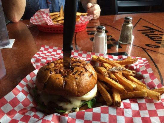 Longview, WA: Kraken Burger