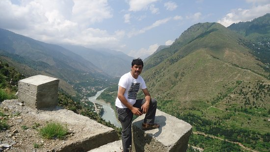 Madyan, Pakistan: Kalam is behind me